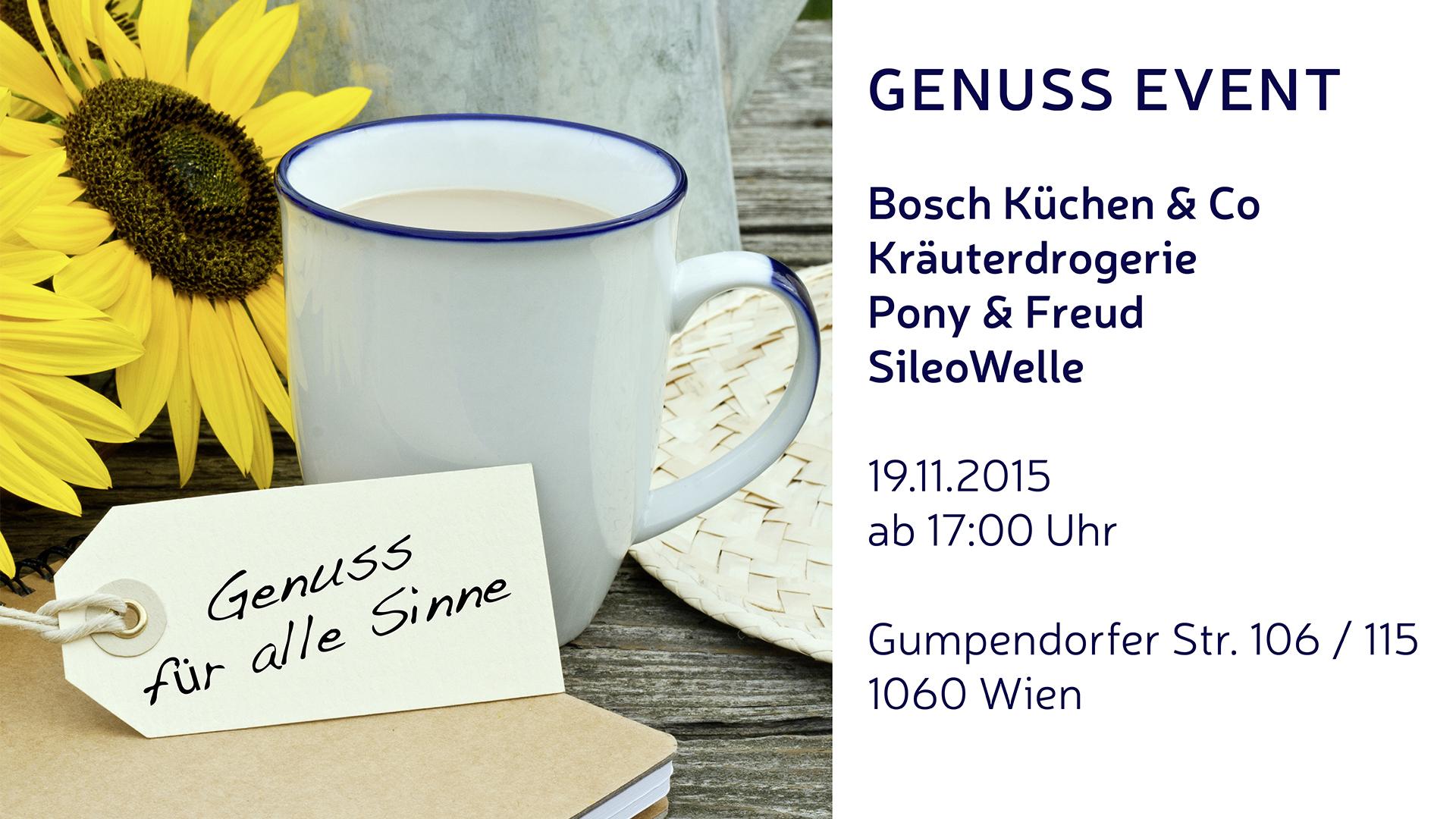 Küchen Und Co genuss für alle sinne am 19 11 2015 premiere sileowelle