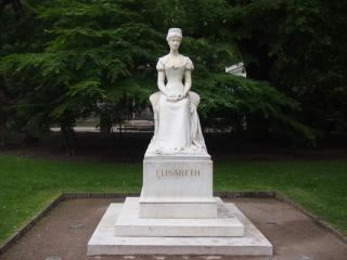 Statue Kaiserin Elisabeth