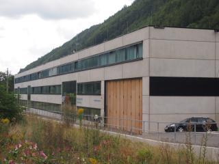 Vordernberg - Anhaltezentrum