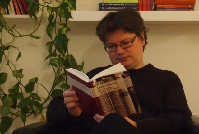 Anton Tantner erforschte die Fragämter Europas
