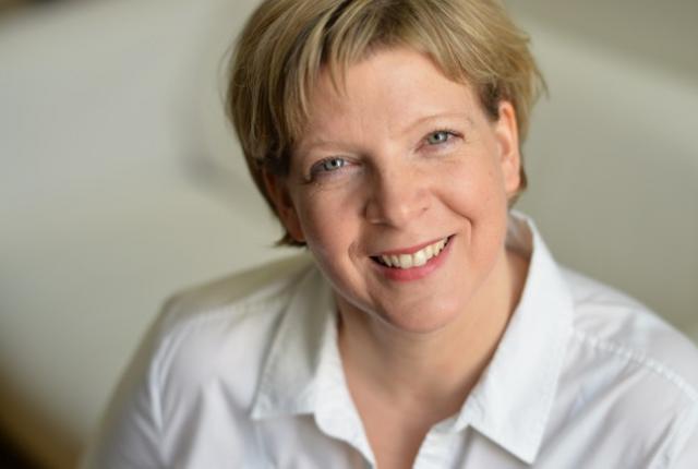 Autorin Sonja Franzke