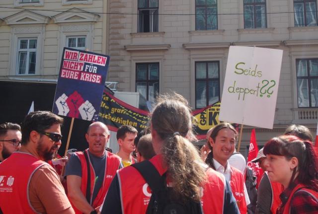 GPA-djp-Protest 2017