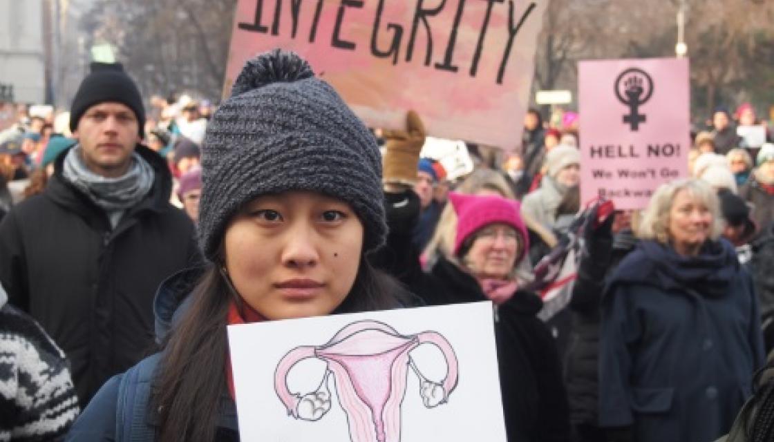 Women's March Vienna