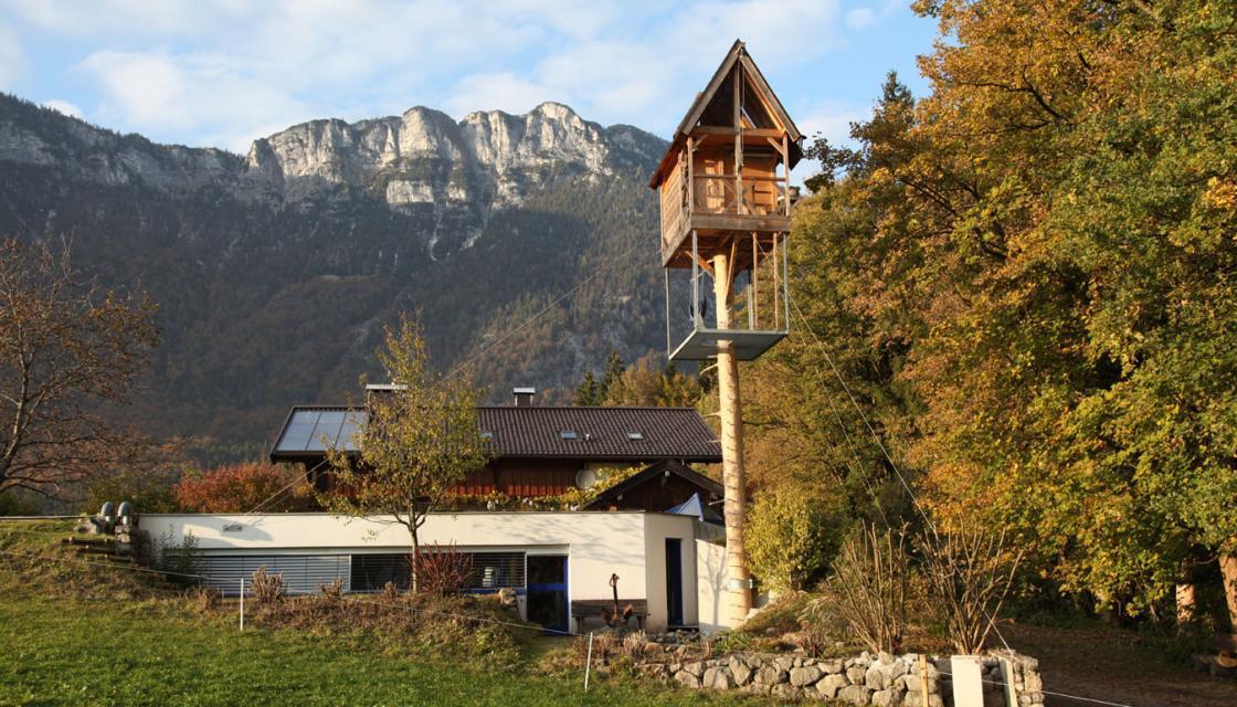 Baumhaus Architekturbüro wenn erwachsene ein baumhaus bauen diezeitschrift at