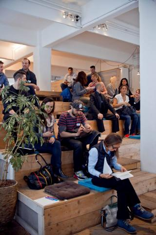 Hub, Barcamp