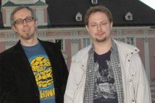 Alexander Szöllösy und Franz Heumayr