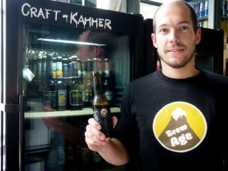 BrewAge braut seit sechs Monaten Craft-Biere in Gusswerk