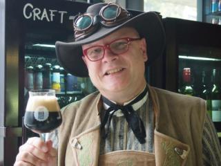 Bierpapst, Conrad Seidl, ist Fan von ausdrucksstarken Bieren