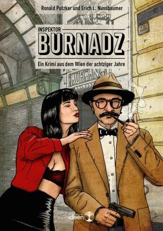 Ronald Putzker, Inspektor Burnadz, Comic
