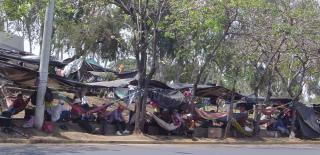 Armut, Elendsviertel