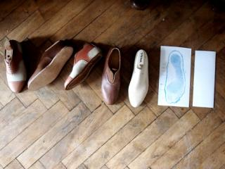 Maßschuhwerkstatt Wieselmann, Evolution eines Schuhs