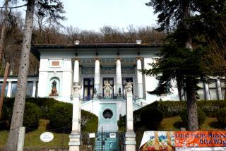 Ernst Fuchs, Privatmuseum, Hüttelberg, Wien, phantastischer Realismus, Esther