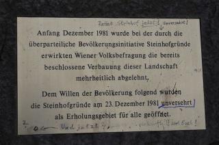Gerhard Hadinger, Steinhof, Otto Wagner, Plan, Stadtspaziergang
