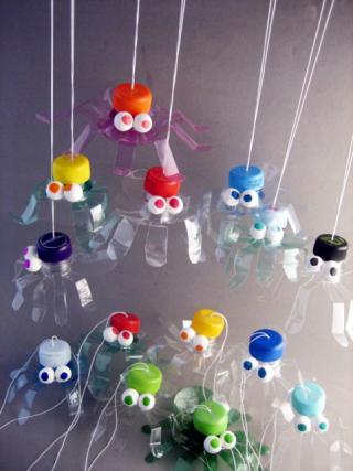 Regina Lustig, Plastik, Recycling
