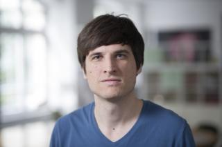 Correctiv-Journalist Jonathan Sachse