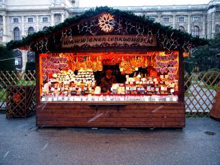 Weihnachtsmarkt am Maria-Theresienplatz