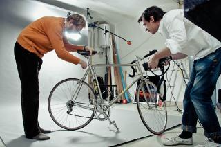 Fahrradkalender, Philipp Horak, Hollinek, Mechaniker-Fahrraeder
