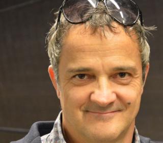 Martin Gruber: Gründer und Regisseur des aktionstheaters