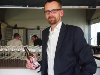 Michael Führer baut in Gablitz eine Brauerei