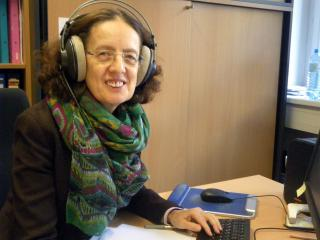 Sylvia Moosmüller, Wiener Dialekt