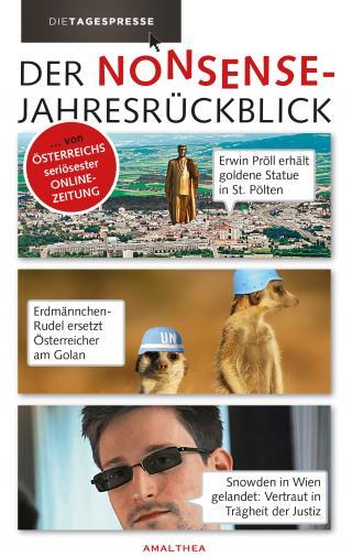 """""""Die Tagespresse""""-Buch Amalthea"""