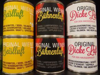 Wiener Luft, Decoo, Dosen, Souvenir