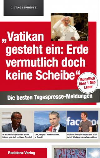 """""""Die Tagespresse""""-Buch Residenz Verlag"""