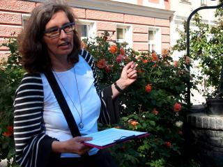 Brigitta Höpler, Stadtschreiberin