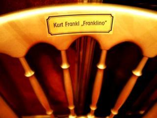 Stuhl im Magischen Cercle in Wien