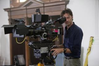Zach Braff als Kameramann